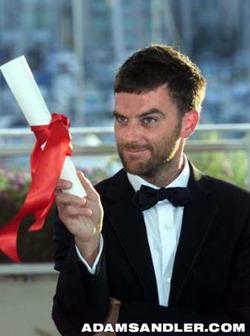 ... award at Cannes for Punch-Drunk Love | My Tribute to Adam Sandler Adam Sandler